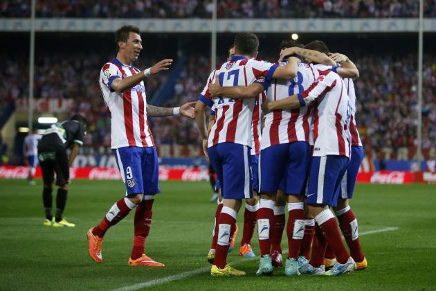 Cordoba Vs Atletico Madrid