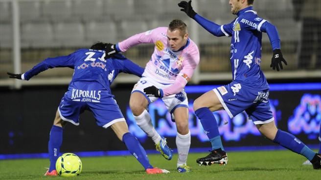 Evian TG Vs Bastia
