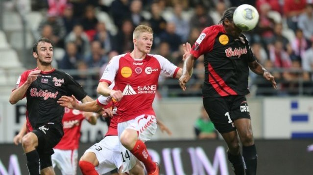 Guingamp Vs Reims Live stream French Ligue 1 2015