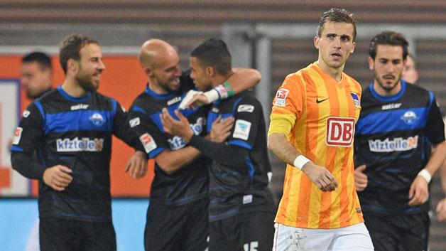 Hertha Berlin Vs SC Paderborn 07