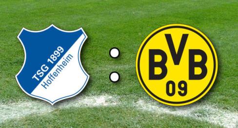 Hoffenheim Vs Borussia Dortmund