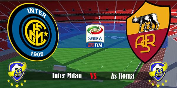 Inter Milan Vs Roma