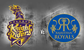 Kolkata Knight Riders Vs Rajasthan Royals