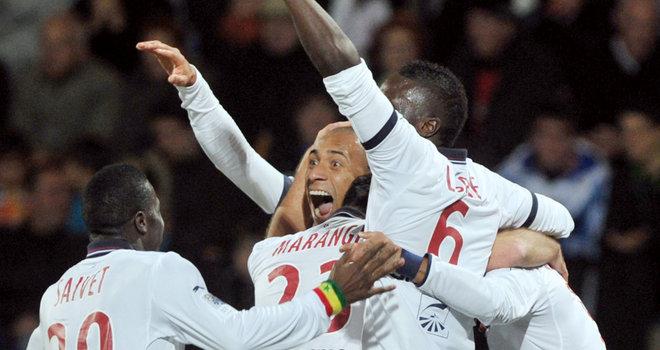 Lorient Vs Bordeaux
