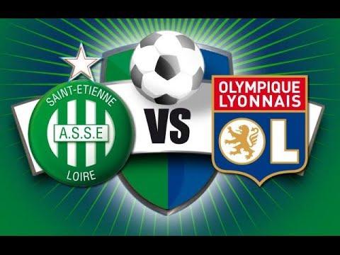 Lyon Vs St Etienne