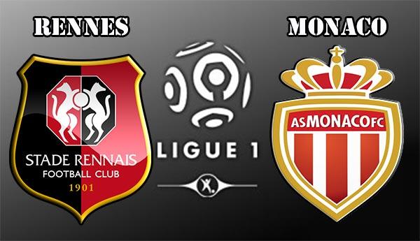 Monaco Vs Rennes