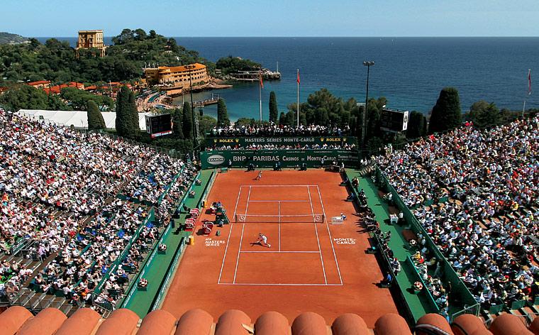 monte carlo tennis live