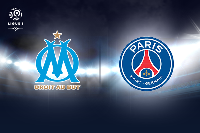 PSG Vs Marseille