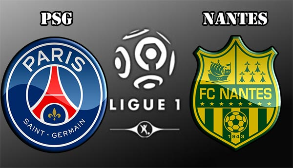 PSG Vs Nantes Live stream French Ligue 1 2015