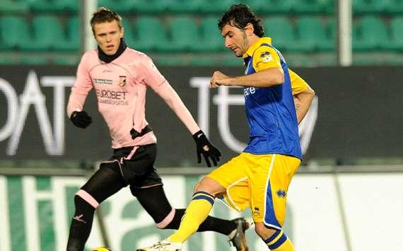 Parma Vs Palermo