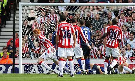 Stoke city Vs Sunderland
