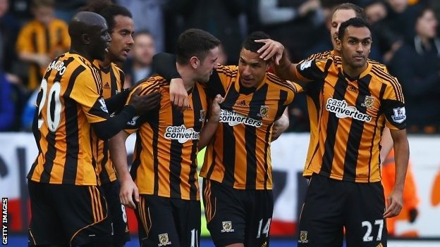 Swansea city Vs Hull city