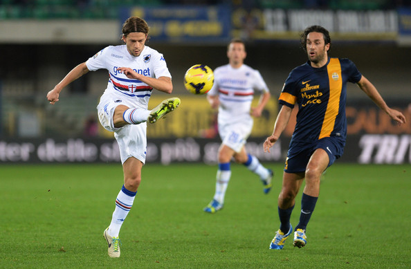 Verona Vs Sampdoria