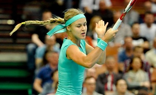 Anna Schmiedlova wins her first title (photo: tennis nnow)