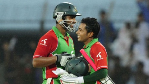 Twin tons from bangladesh stun Pakistan in Dhaka (photo: cricket country)