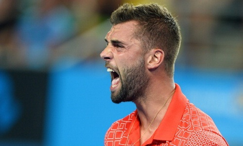 Benoit Paire is off to a winning start (photo: livetennis)