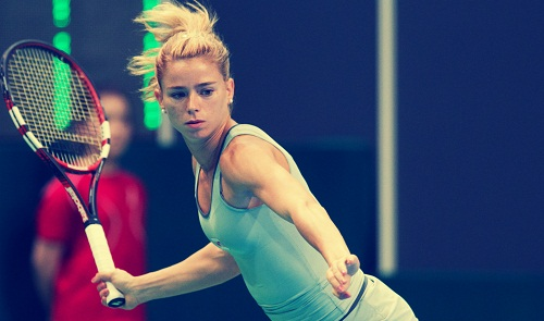 Camila Giorgi committed 10 double faults, but still won (photo: womenstennisjournal.net)