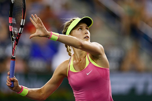 Eugenie Bouchard's poor run continued in Charleston (photo: livetennis.com)