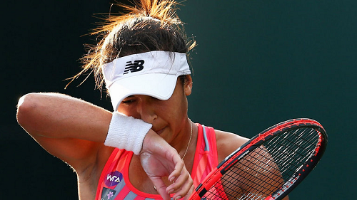 Heather Watson has not had a fruitful season (photo: sky sports)
