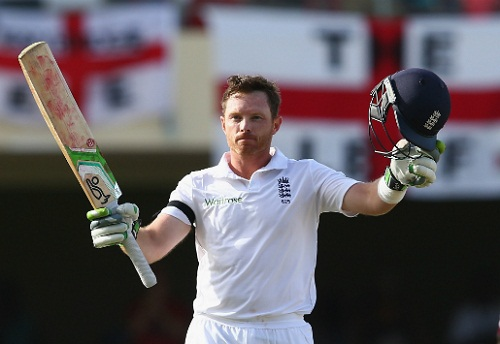 Ian Bell was involved in two pivotal partnerships (photo: cricket country)