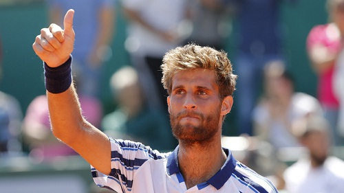 Martin Klizan leaked away just 4 games in the finals (photo: sicnoticias.sapo.pt)
