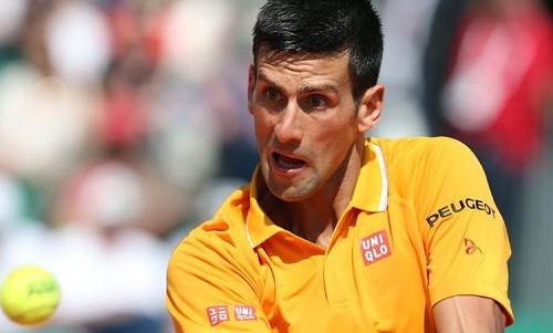 Novak Djokovic leaked away just 4 games (photo: liberation.fr)