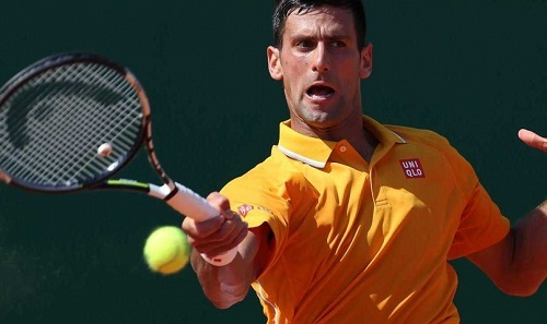 Novak Djokovic looked in his prime (photo: ndtv sports)