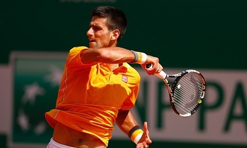 Novak Djokovic looked in stellar touch to oust Rafael Nadal (photo: http://movietvtechgeeks)