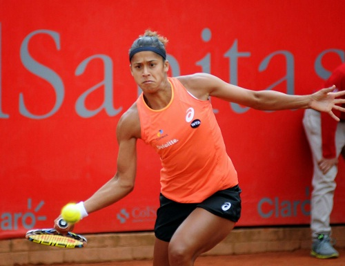 Teliana Pereira secured her biggest win (photo: blogspot/wtaangels)