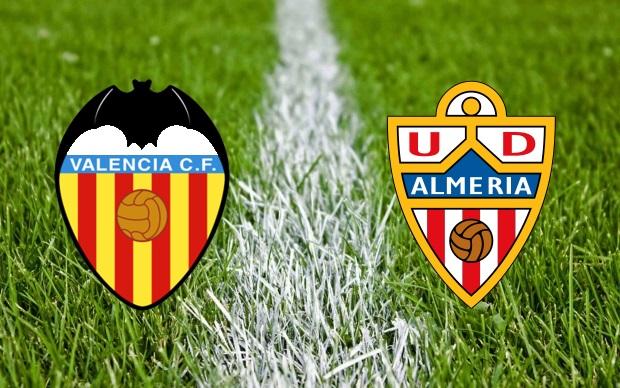 Almeria Vs Valencia