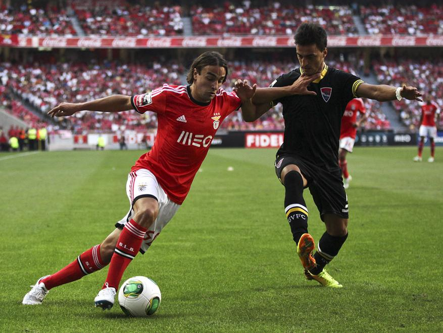 Benfica Vs Vicente