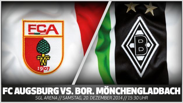 Borussia Monchengladbach Vs FC Augsburg