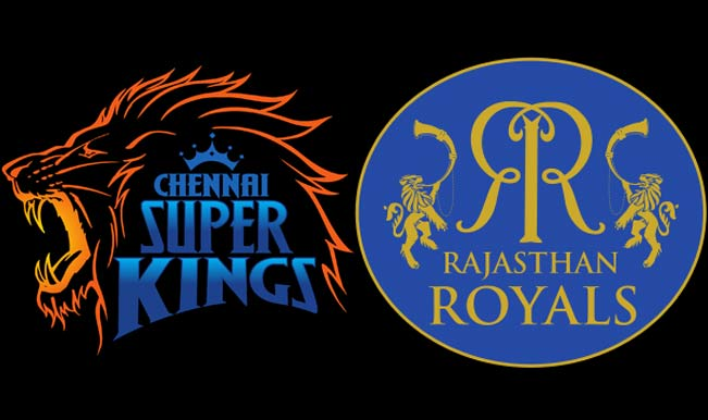 Chennai Super Kings Vs Rajasthan Royals