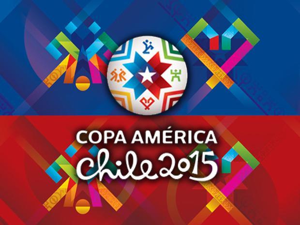 Copa AMerica 2015 warm up