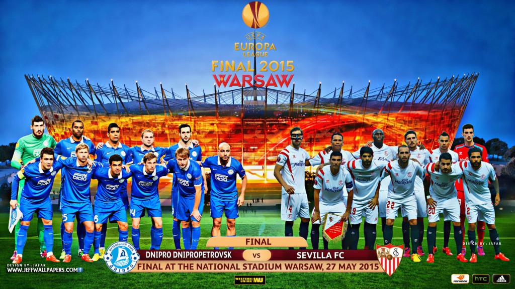 Dnipro Vs Sevilla