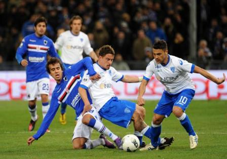Empoli Vs Sampdoria