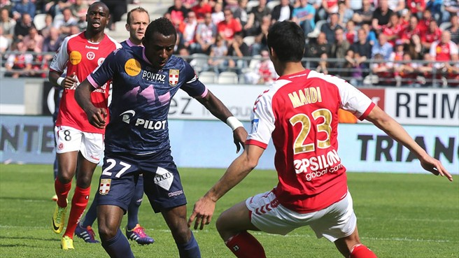 Evian Thonon Gaillard Vs Reims