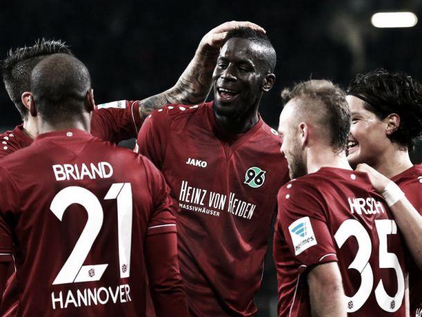 Hannover 96 Vs SC Freiburg