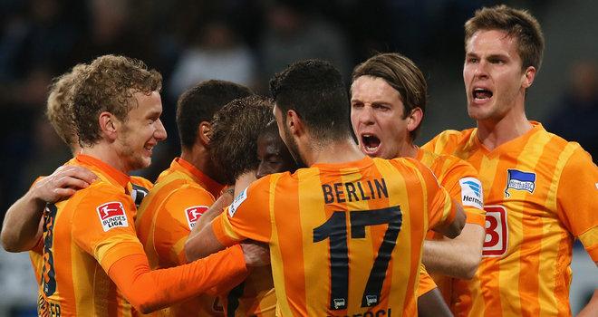 Hoffenheim Vs Hertha Berlin