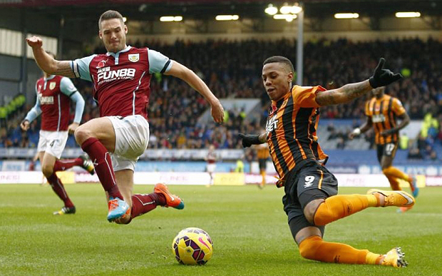 Hull city Vs Burnley