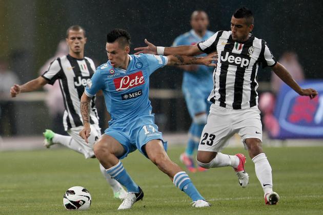 Juventus Vs Napoli Live Stream Italy Serie A 2015