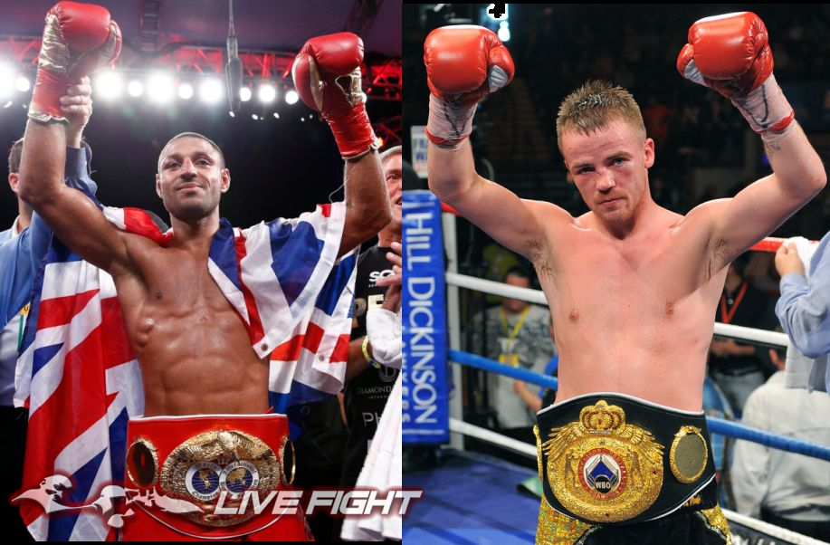 Kell Brook Vs Frankie Gavin