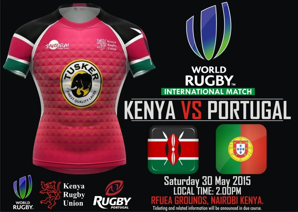 Kenya vs Portugal Rugby