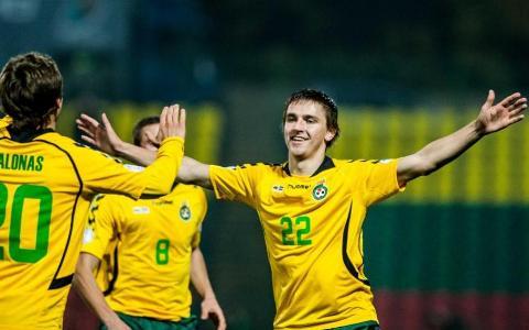 Lithuania football