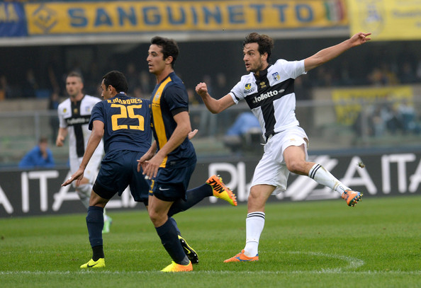 Parma Vs Hellas Verona