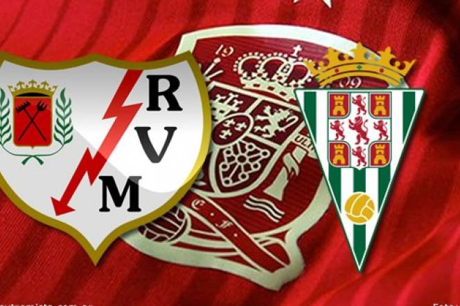 Rayo Vallecano Vs Cordoba