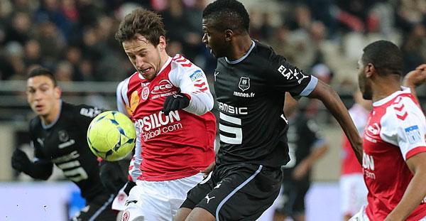 Reims VS Rennes