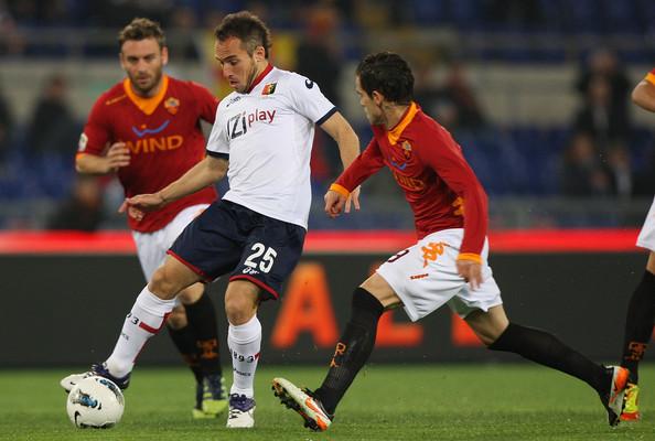 Roma Vs Genoa Live stream Italy serie A 2015