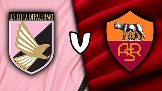 Roma Vs Palermo