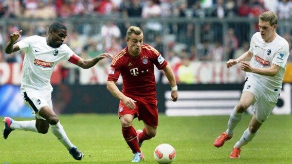 SC Freiburg Vs Bayern Munich